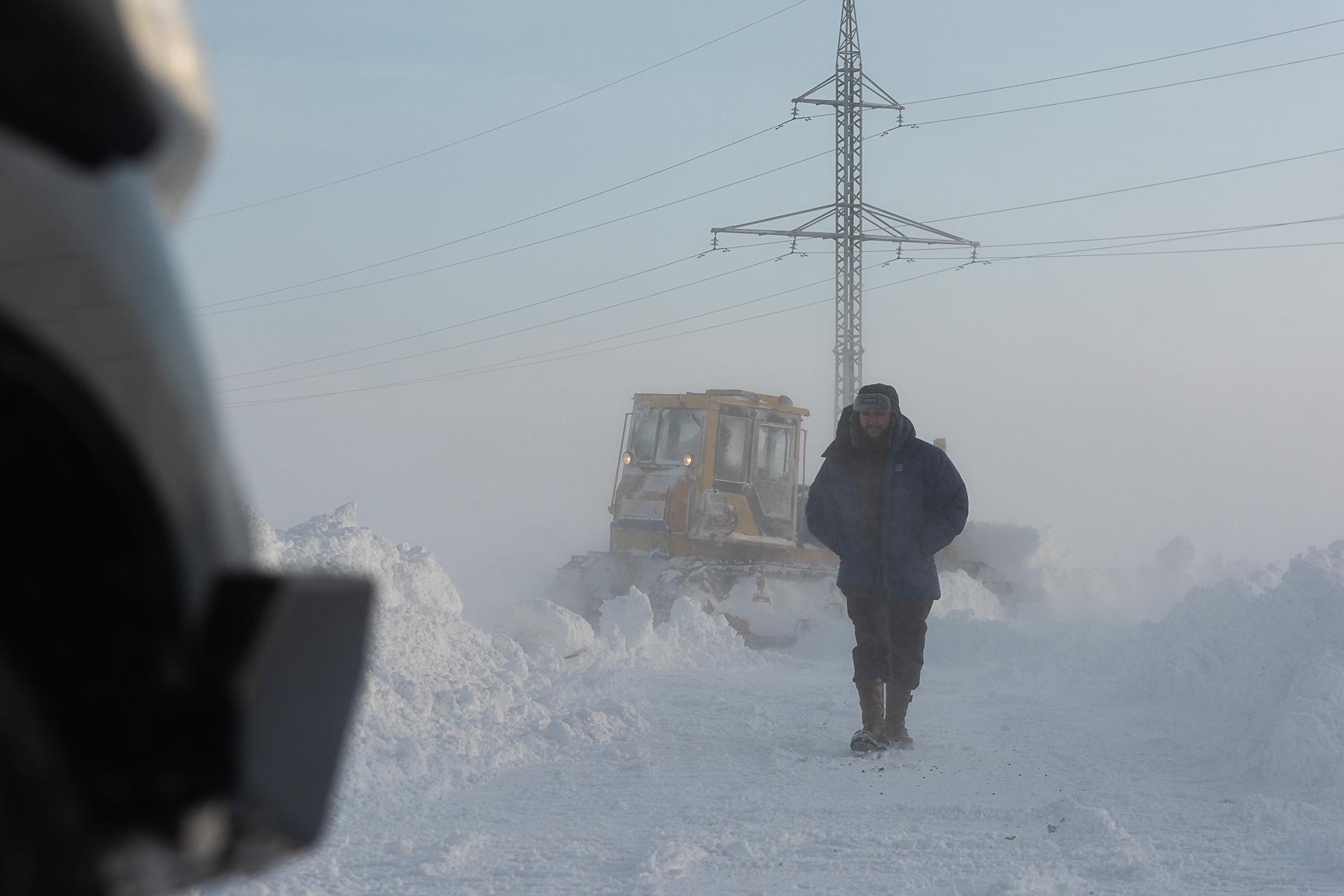 В каком регионе самые холодные зимы на самом деле