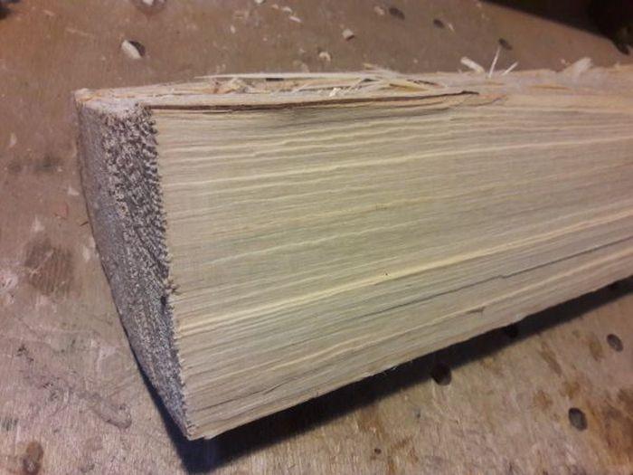 Что можно сделать из обычного деревянного бруска