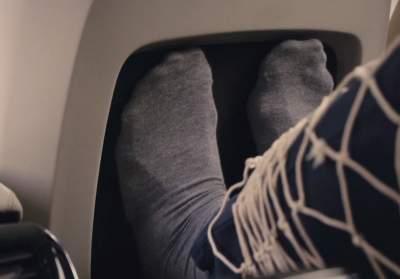 В новой Audi A8 появится массаж ног