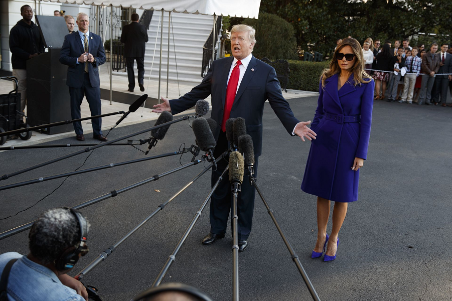 Демократы объявили о начале процедуры импичмента Трампа. Вторая попытка
