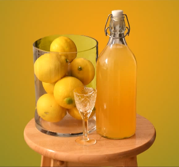 Вкусняшки из водки новогодние. «Лимончелло» и «Оранчелло»