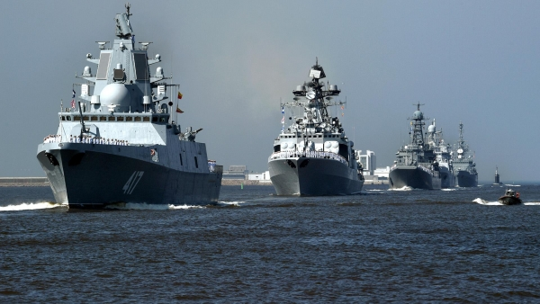 Доля крупных кораблей в составе ВМФ России рискует сильно сократиться