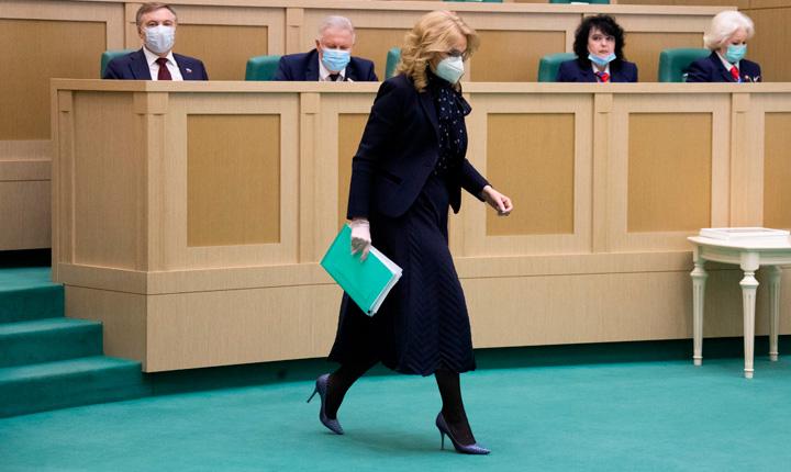 Голикова обманывает президента? Ради денег чиновники готовы убить 100 детей россия