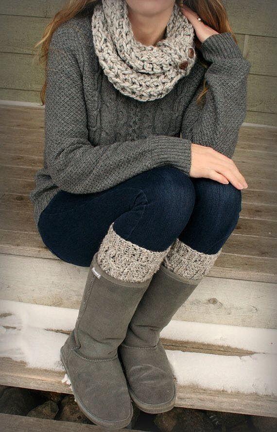 С чем носить свитер этой осенью и зимой - 12 стильных вариантов