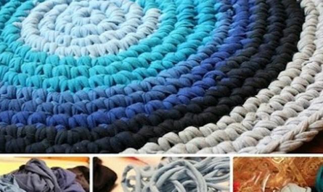 Вязаные коврики крючком: интересные модели, схемы и описание… самая огромная подборка и лучшие советы!