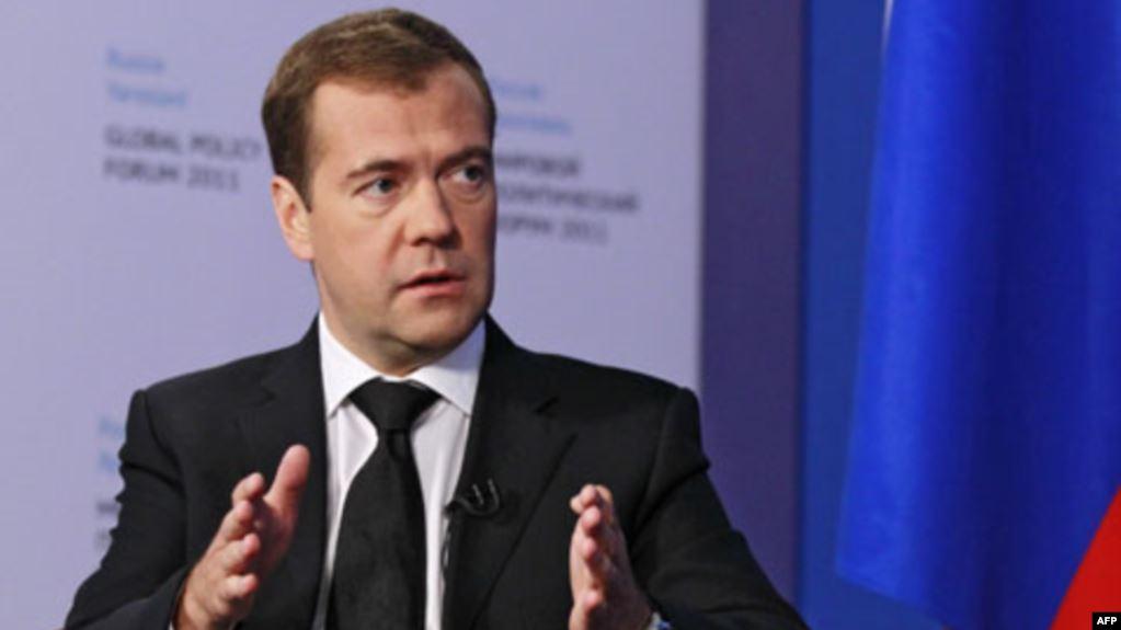 Оценивая президентство Дмитрия Медведева