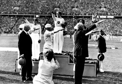 Олимпиада под крылом Гитлера…