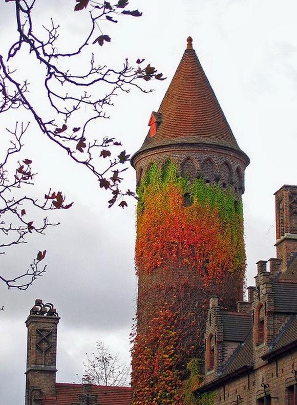 Самые необычные башни