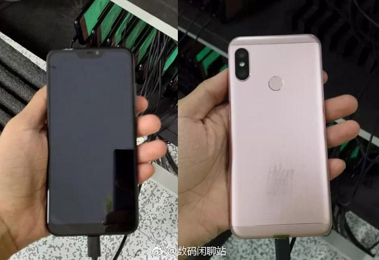 Xiaomi все-таки выпустит смартфон Redmi 6 Pro