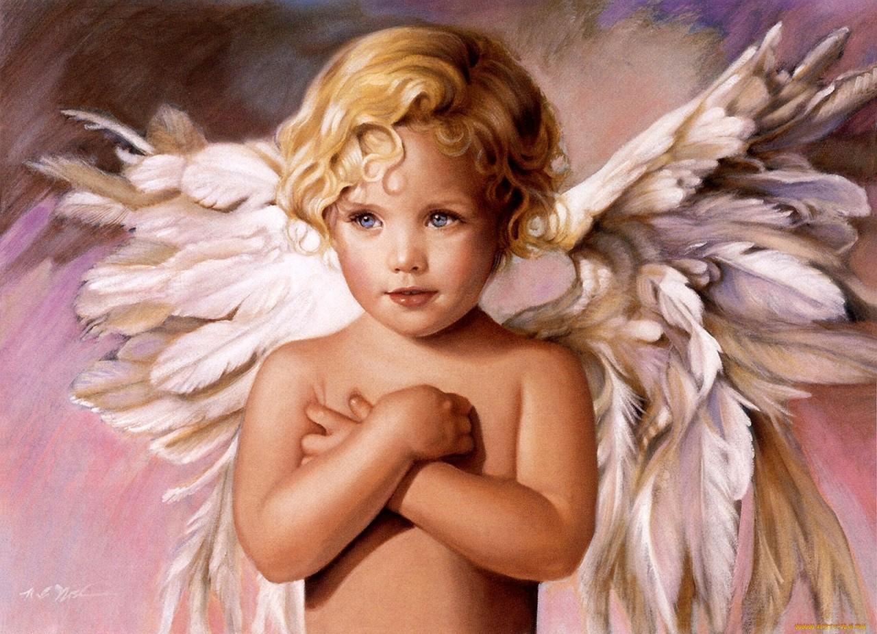 Картинки с ангелочками детьми хорошего качества, поздравлением дню свадьбы