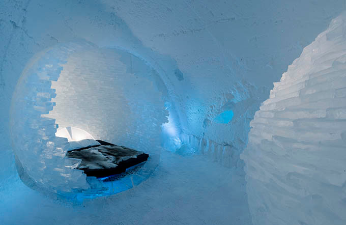 © Christopher Hauser / ICEHOTEL
