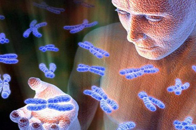 Слова, вызывающие мутацию ДНК