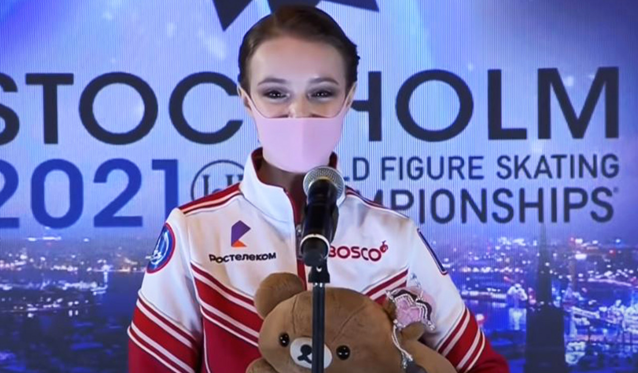 Чисто русская победа: о наших фигуристках на Чемпионате мира геополитика