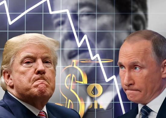 У России выбивают нефтяной костыль. Началась открытая игра на смену режима?