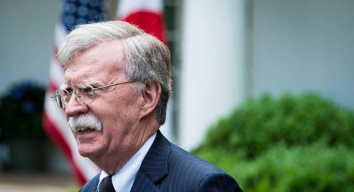 Джон Болтон, либеральная журналистика и что задумали Москва с Вашингтоном