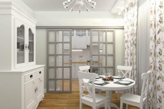 Нужна ли на кухне белая мебель? Все за и против