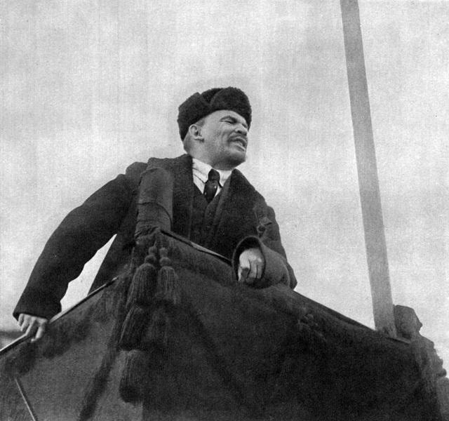 """Ленин: """"Дело не в России, на нее мне наплевать..."""""""