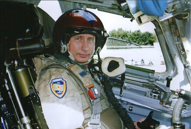 Александр Роджерс: Путин и Донбасс
