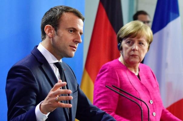 Битва Парижа с Берлином за супергосурадство ЕС