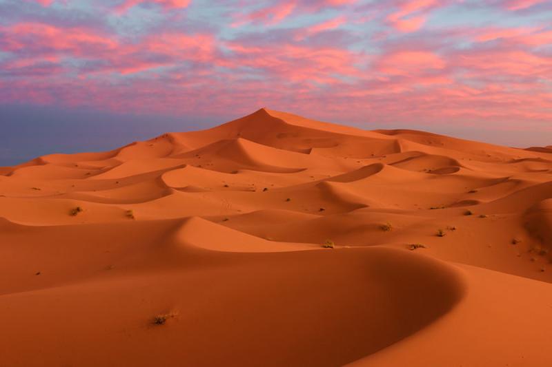 20. Эрг Шебби, Марокко. красивые места, прекрасная планета, чудеса природы