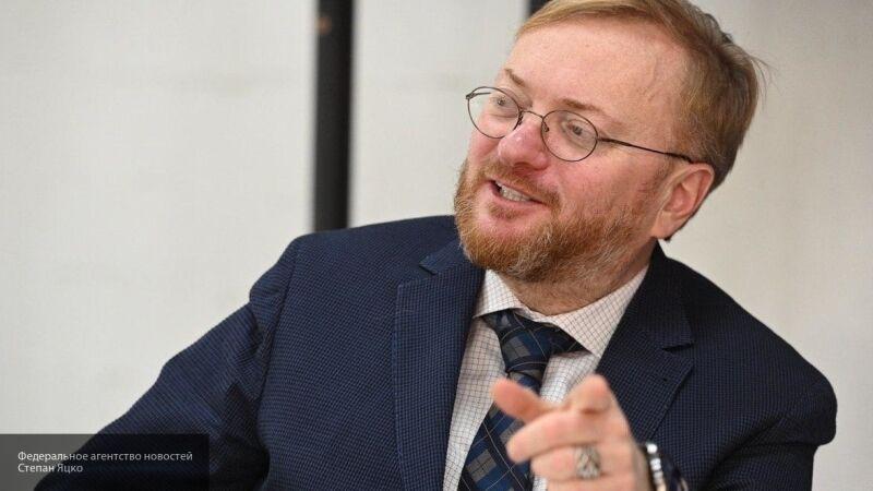 Милонов заявил, что с увелич…