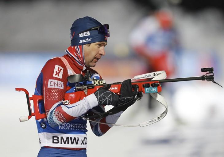 А вдруг сегодня последняя гонка Бьорндалена?