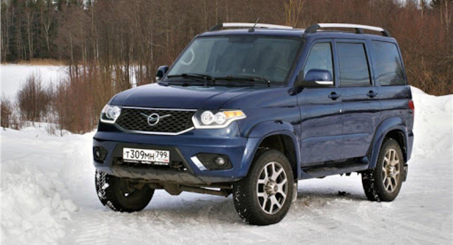 УАЗ «Патриот» стал самым продаваемым автомобилем на Дальнем Востоке Автомобили