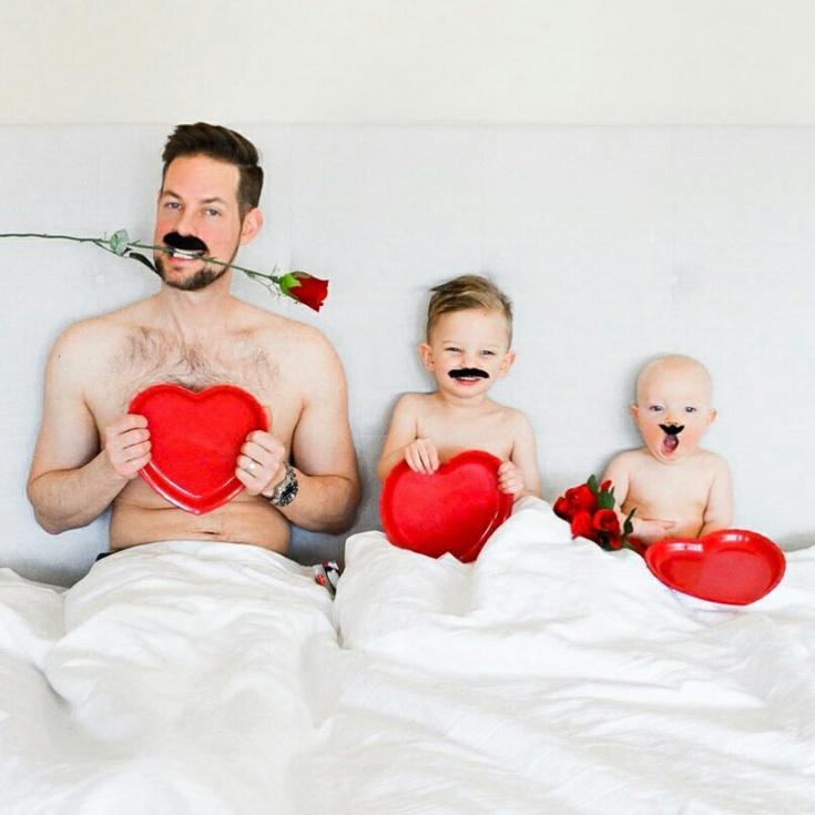 Семья фото картинки прикольные