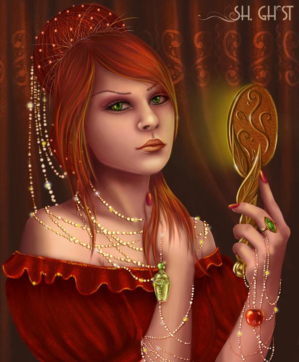 Заговоры на женскую красоту и привлекательность