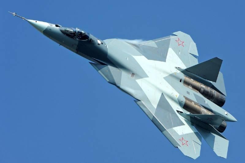 Война в воздухе: смертоносный Су-57 против малозаметного J-20