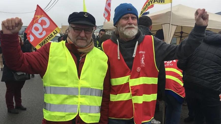 Красные и жёлтые Франции объединяются