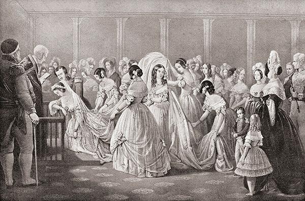 Виктория: королевская любовь и королевская месть, которые остались в веках