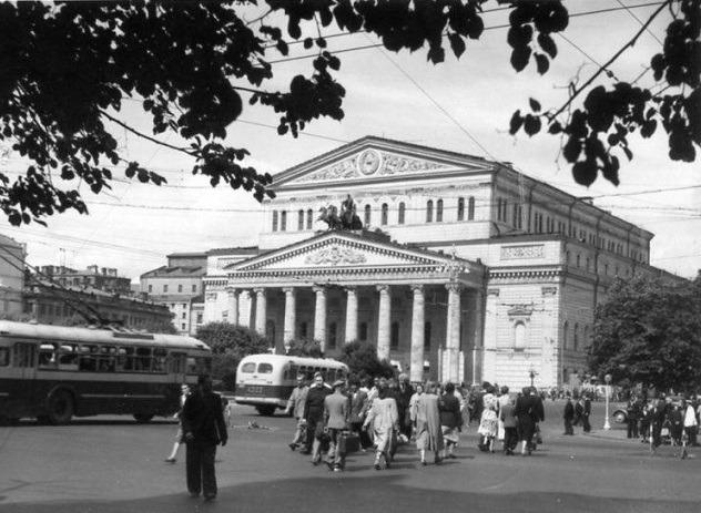 Почему Большой театр в поздней СССР стал одним из самых криминальных мест Москвы