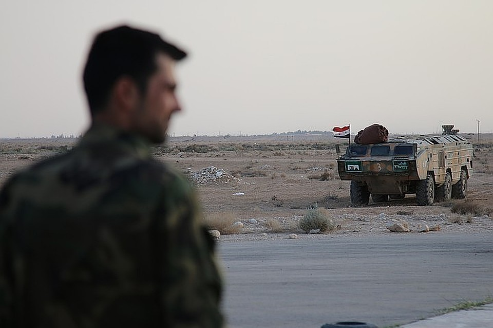 Впечатляющий жест союзников американцев в Сирии
