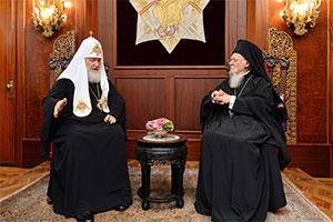 Московский патриархат перестает быть посредником в международных отношениях