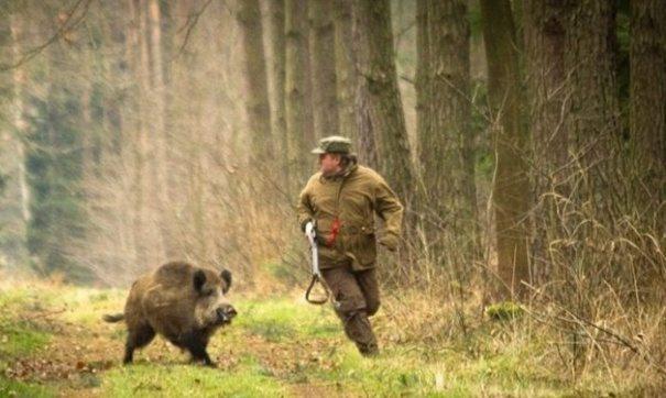 Генеральская охота