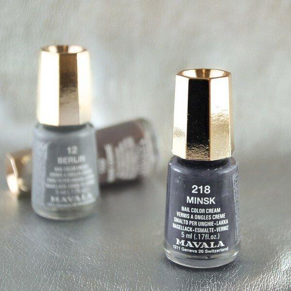 50 оттенков серого: осенние лаки для ногтей 12,152,183,184,218,красота,маникюр,мода и красота