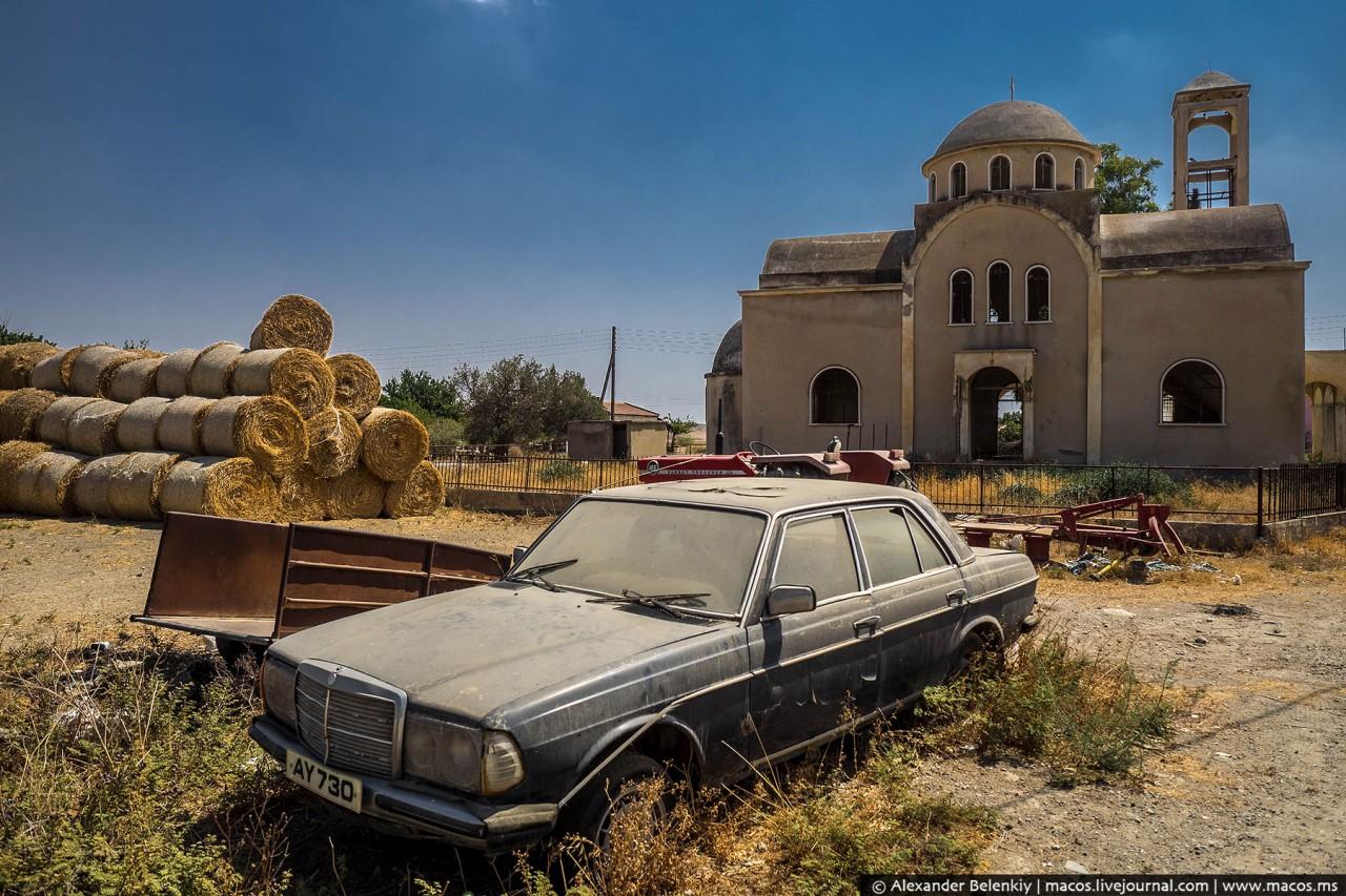 Правда о северном Кипре. Как греков по крови превратили в турок по жизни