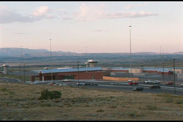 Тюрьма с самым строгим режимом в мире