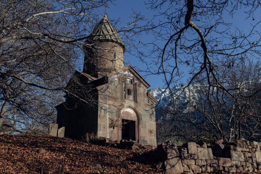 Церковь Св. Карапета