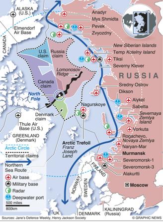 Амбициозные планы России в А…