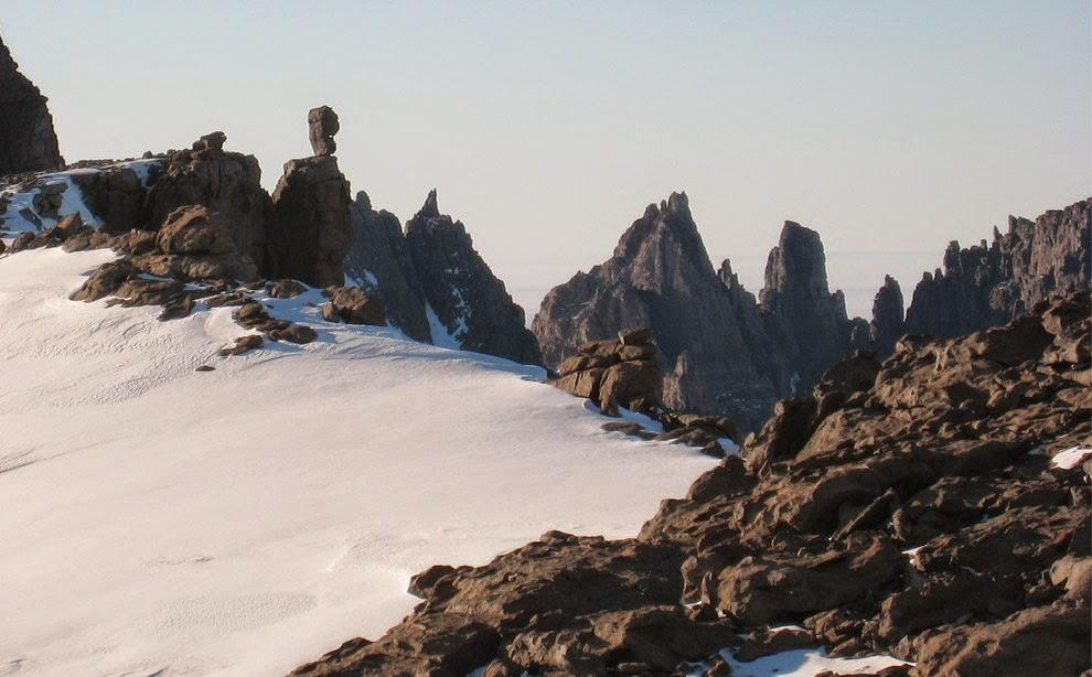 Доисторическая цивилизация Антарктиды