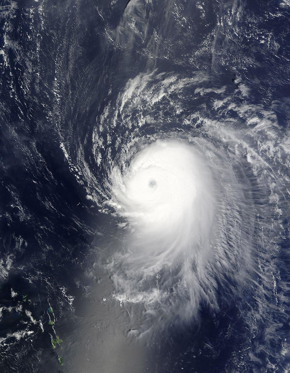 Самые ущербные ураганы Америки