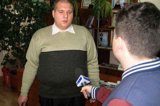 Дмитрий Настека спас малыша …