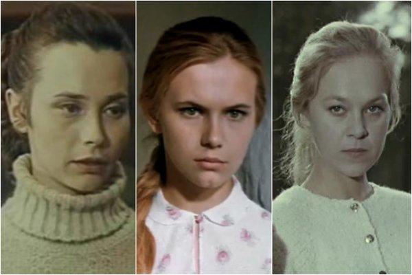 Забытые красавицы-актрисы из советского кино 70-х