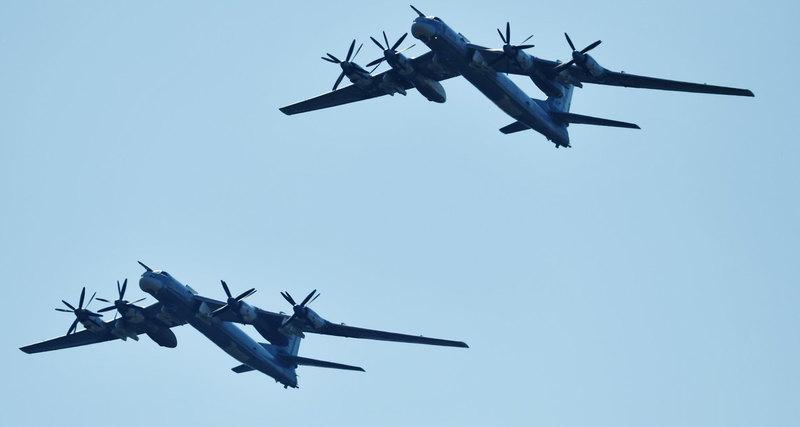 Корейцы неподелили небо сроссийскими Ту-95