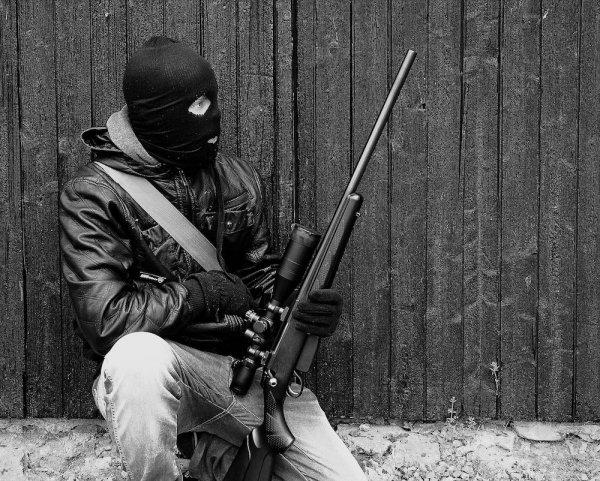 В украинских лесах обучают боевиков для вооруженной оппозиции Сирии