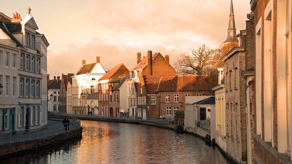 Самые красивые города мира на воде