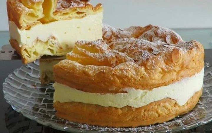 Картинки по запроÑу ПольÑкий торт «Карпатка». Очень вкуÑно