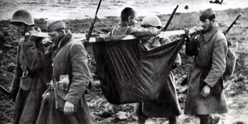 Дотащить до медсанбата война, история, медицина